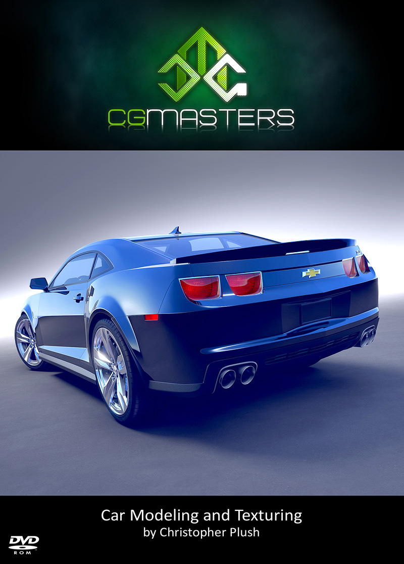 Camaro Zl1 For Sale >> Car Modeling and Texturing – Blender Store