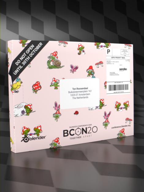 BCON20 Comfort Box